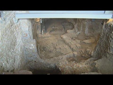Ρώμη: Αρχαιολόγοι ανακάλυψαν βίλα του 6ου αιώνα π.Χ – science