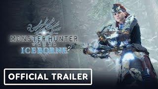 MHW: Iceborne x Horizon Zero Dawn: The Frozen Wilds Teaser Trailer - Gamescom 2019 by IGN