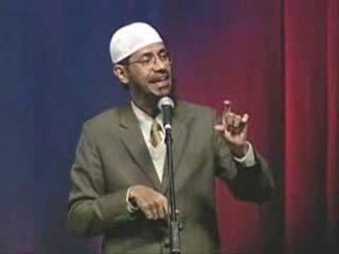 Dr. Zakir Naik – Does God exist?