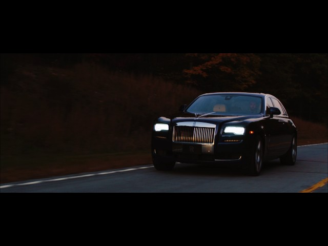 Rolls Royce Ghost & NJ Stone Palace