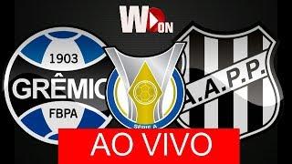 ACESSE UM DOS LINKS ABAIXO PARA ASSISTIR AO JOGO: http://aovivonatv.com/assistir-gremio-x-ponte-preta-ao-vivo-pela-serie-a/ ...