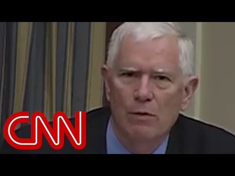 Rep. Brooks suggests rocks are causing sea levels to rise (видео)