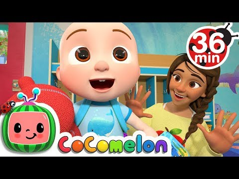 First Day of School + More Nursery Rhymes & Kids Songs - CoCoMelon - Thời lượng: 36:10.