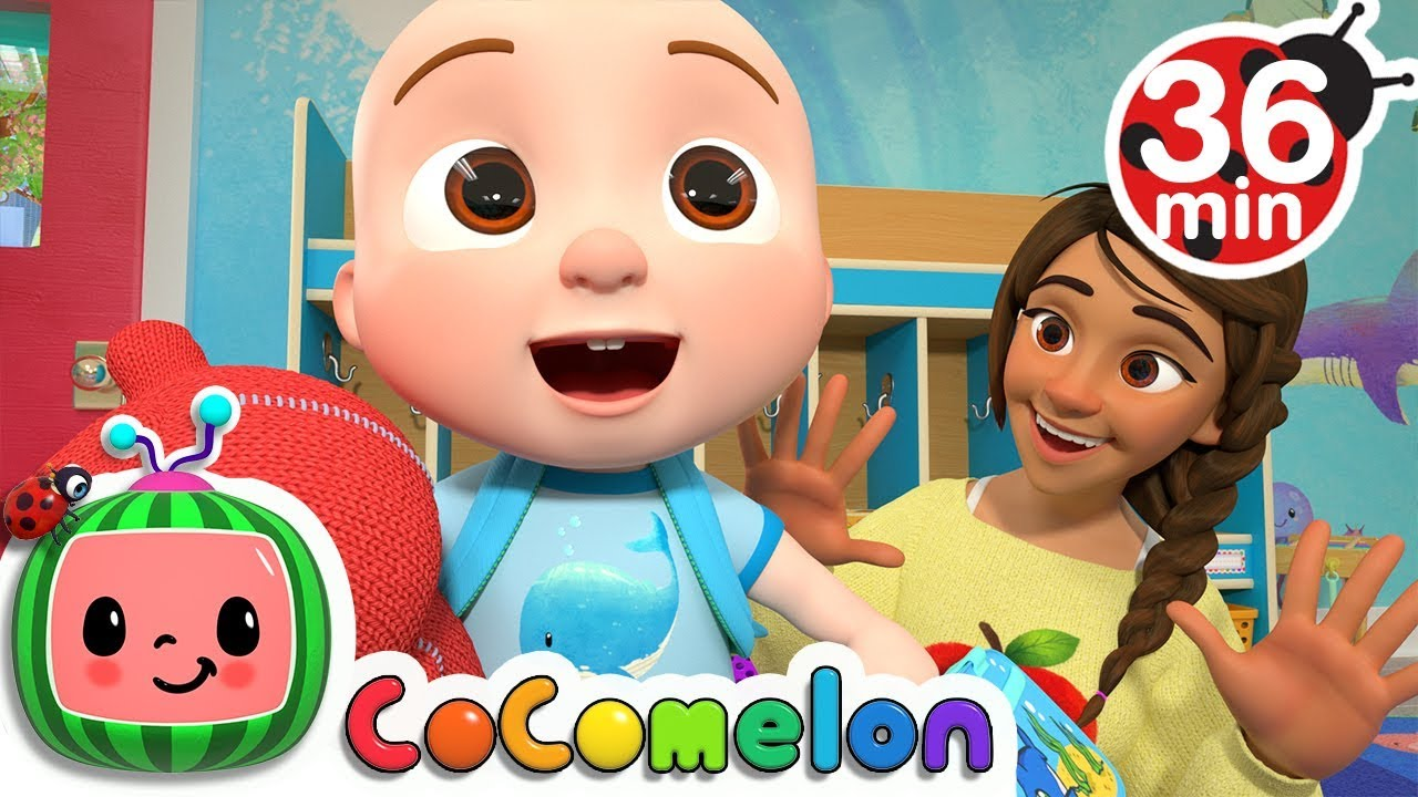 First Day of School + More Nursery Rhymes & Kids Songs - CoCoMelon