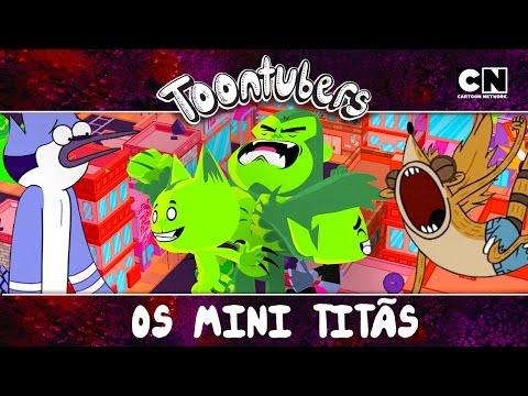 O SURGIMENTO DO IMPÉRIO DE MITANOS! TEMA O RIGBY!  ToonTubers  Cartoon Network