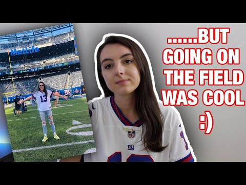 Instant Reaction Giants vs Bills - NFL Week 2 (2019)