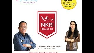 Tips Parenting Happy Parenting with Novita Tandry Episode 8 : NKRI Harga Mati