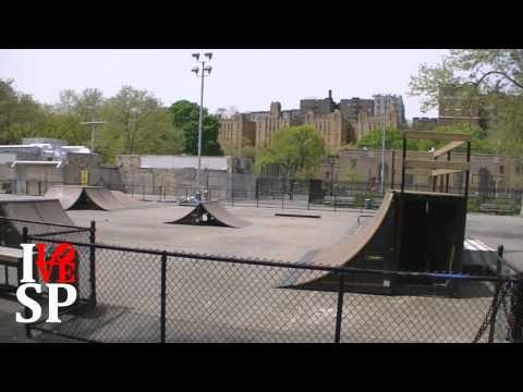 Mullaly Skate Park - Bronx New York - NY