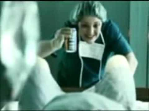IRN BRU Funny Commercial