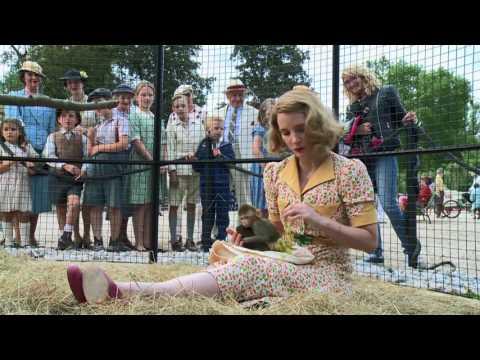 The Zookeeper's Wife The Zookeeper's Wife (Featurette 'Meet Antonina Zabinska')