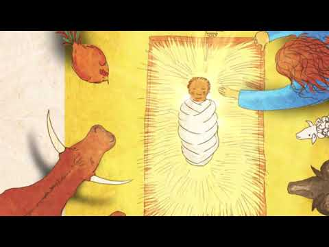 Christmas Story Video from the Jesus Storybook Bible