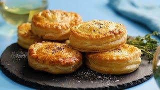 The BEST Biscuits Ever | Chicken Pot Pie Biscuits by Tastemade