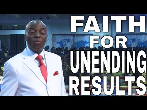 ENGAGING VIOLENT OF FAITH FOR SUPERNATURAL BREAKTHROUGH - BISHOP DAVID OYEDEPO