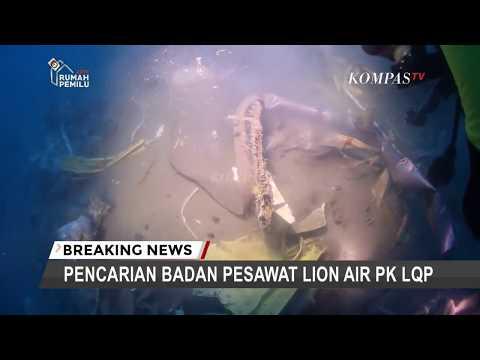 Video Perjuangan Tim Penyelam Cari Lion Air PK-LQP