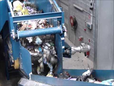 Bulky Waste Feeders