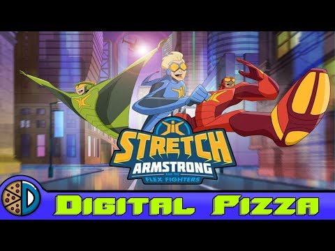 Stretch Armstrong And The Flex Fighters Season 1 Review