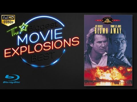 The Best movie explosions: Blown Away (1994) Boat Explosion