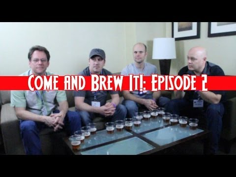 Texas Brewing Inc. | Home Brewing Tips | Come and Brew It! Ep. 2 English Bitter Yeast Experiment