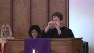 """Sermon: """"To Forgive or Not to Forgive""""; Rev. Wendy Warner, March 19, 2017"""