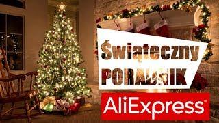 Świąteczny poradnik ALIEXPRESS - Co na prezent ? TOP 50 ! Christmas GIFTS - What to buy?