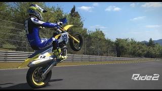10. Ride 2 - Husqvarna TC 450 Supermoto - Setup and showcase
