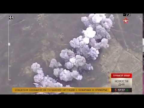 ТОС «Буратино» вдействии: появилось первое видео испытаний мультиконтурной огневой системы
