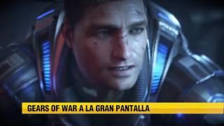 Pelicula de Gear of Wars