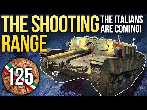 War Thunder: The Shooting Range | Episode 125