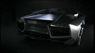 Lamborghini Reventon studio footage