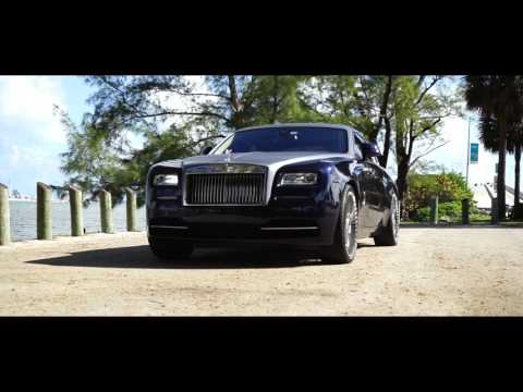 MC Customs | Rolls Royce Wraith