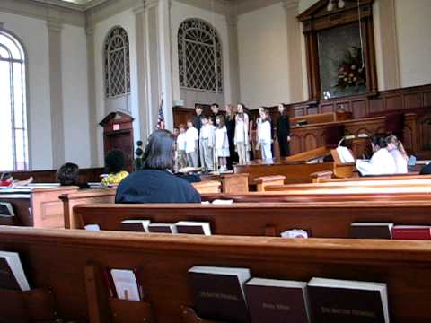 Gloria - Church Music Academy's Jubilate Singers Hymn Fest.avi