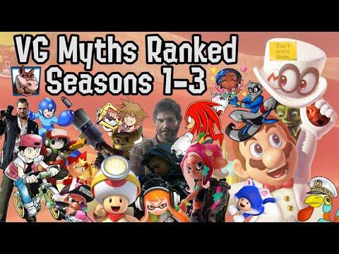 VG Myths Season 3 Finale: Ranking Seasons 1-3