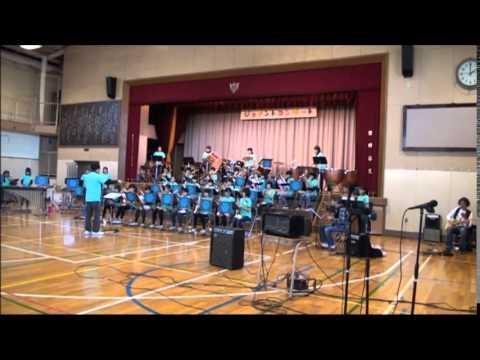 喜多見小学校金管バンドクラブ「ハーリーヤーノシュ」