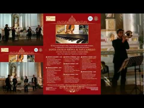 West Side Story - Santa Cecilia Trombone Quartet