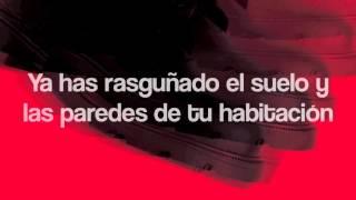 Los Bunkers - Bailando Solo (lyric video)
