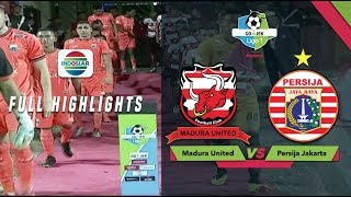 Video Madura United (0) vs (1) Persija Jakarta - Full Highlights   Go-Jek Liga 1 bersama Bukalapak MP3, 3GP, MP4, WEBM, AVI, FLV Desember 2018