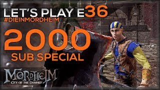 To celebrate 2000 Subscribers I've edited this episode with some funny stuff - hope you enjoy it and thanks for subscribing!Hello, buddies welcome to 'DIE' in Mordheim a new set of deadly rules to challenge you in Mordheim!'DIE' stands for Deadly Ironman Experience, this was suggested by Klaus Teufel and abbreviated by me, thank you very much, buddy! I hope that you will enjoy them! Hold on to your hats!This time the rules are split into two categories, Warband management, and missions, we will begin with the Warband management.You can find the rules in text format in our Steam Community Page here: http://steamcommunity.com/groups/kNightlyBuddyhood/discussions/1/217691032436994727/If you want your name in this Warband or one of the other series, go to my website and submit your character: Website: http://gameknightplaysyt.wixsite.com/home/mordheim-cotdHave a wonderful Game kNight - Cheers, and stay cool!📣 Let's connect S.O.M.E 📣🎬 Subscribe here: http://www.youtube.com/GamekNightPlays?sub_confirmation=1🗣 Facebook: www.facebook.com/GamekNightPlays🗣 Twitter: https://twitter.com/GamekNightPlay🗣 Website: http://gameknightplaysyt.wixsite.com/home👾 LIVE on Twitch http://twitch.tv/GamekNightPlays every Wednesday from 8PM - 11PM Paris time📣 kNightly Buddyhood Community 📣🍻 Steam Group 'kNightly Buddyhood': http://steamcommunity.com/groups/kNightlyBuddyhood📡 Discord channel: https://discord.gg/MKDTshKJoin other kNightly Buddies and play games!💰 Support Game kNight 💰ALL revenue goes towards improving the channel!⍟ Monthly ⍟✔ Check out my Patreon page: https://www.patreon.com/Game_kNightANY 5$+ Patrons get featured on streams AND all future videos!⍟ Don't want to support me monthly? here is a video about more options, links in the description: https://youtu.be/LTaM5upqSmc© Credits ©⍟ All overlays and alerts are custom made by myself - I use in-game assets from the games I play and do not claim ownership! I do this to make every stream unique and fitting for the games I play.⍟ In