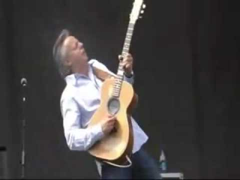 Tommy Emmanuel – The best acoustic guitar live blues!