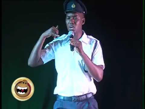 zambia police comedy