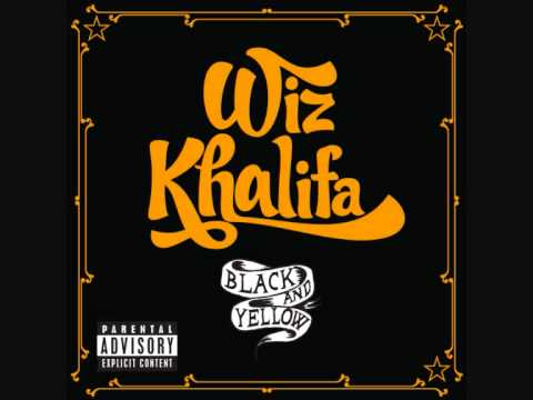 Wiz Khalifa feat T-Pain - Black And Yellow Remix