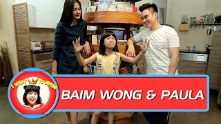 Video So Sweet! Ini Loh Proses Lamaran Baim Wong dan Paula - I Want To Know Part 1 (28/9) MP3, 3GP, MP4, WEBM, AVI, FLV Desember 2018