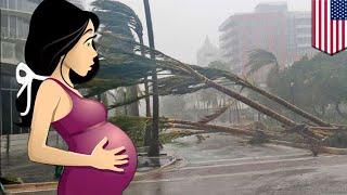 Video Ibu melahirkan sendirian di rumah karena badai - TomoNews MP3, 3GP, MP4, WEBM, AVI, FLV Januari 2018