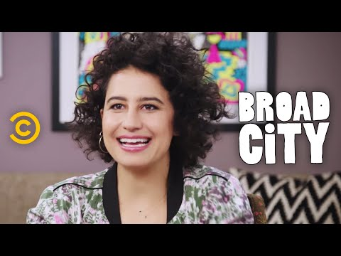 Behind Broad City - Animating the Mushrooms Episode