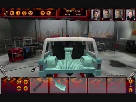 Monster Garage 1st level