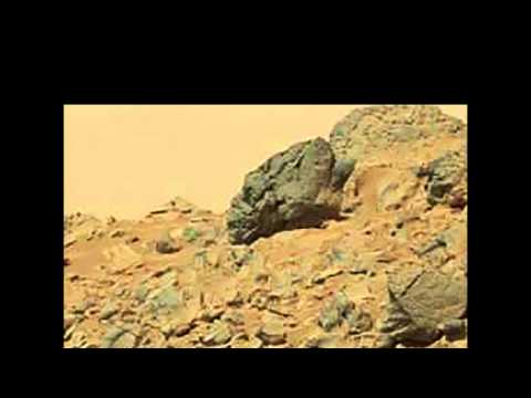 Elongated Skull on Mars plus Bonus – Mars Anomalies 2014