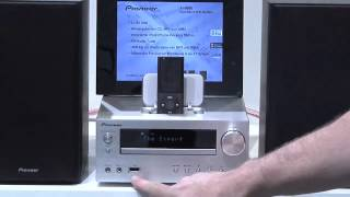 More informations and videos on http://www.cinenow.co.uk Pioneer Return to 2 Channel Micro Hi Fi With The Micro XHM-50 (IFA ...