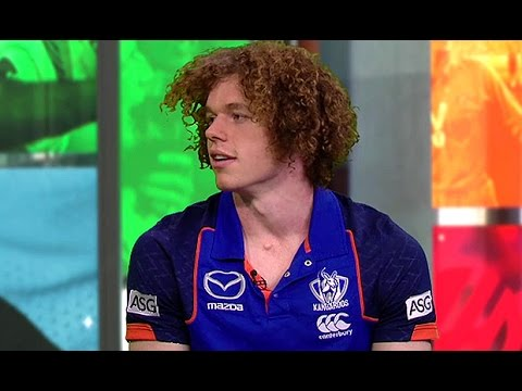 July 20, 2016 - Ben Brown On AFL Tonight (Fox Sports News)