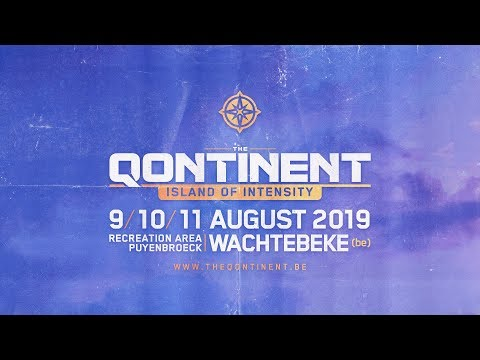 The Qontinent - Island of Intensity | Official 2019 Trailer