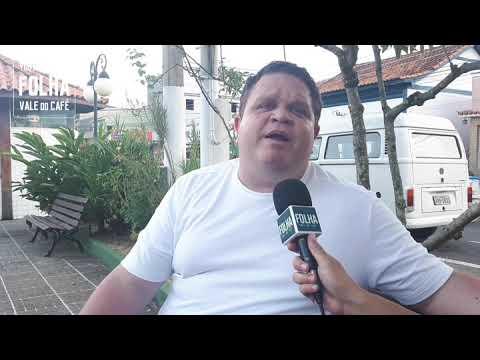 Waguinho do Emiliano (PRB) pede agência bancária para Lídice, em Rio Claro
