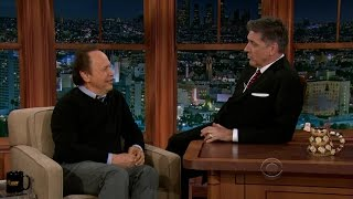 Late Late Show with Craig Ferguson 11/14/2012 Billy Crystal, Berenice Marlohe